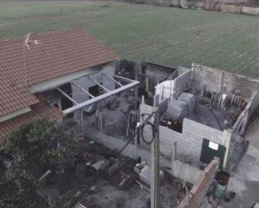 Federação Portuguesa De Futebol Já Começou a Reconstrução Das Casas Destruídas Nos Incêndios 9