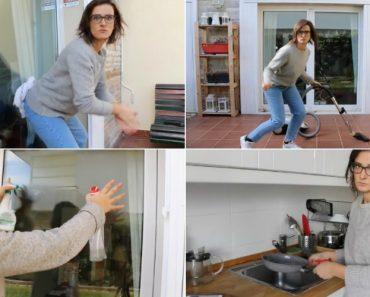 Como Limpar a Casa Com a Ajuda De Música Dos Anos 90 1
