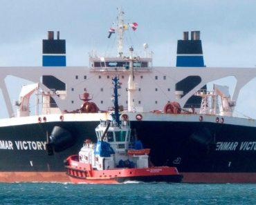 Trabalhador Mostra Como é Estar a Bordo De Um Navio Petroleiro 3