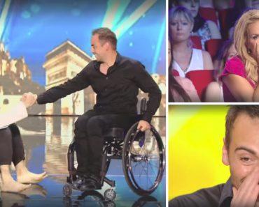 Atuação No Got Talent Francês Deixa Júri e Público Em Lágrimas e Ganha Botão Dourado 9