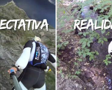 Câmaras GoPro: Expetativa vs Realidade 9