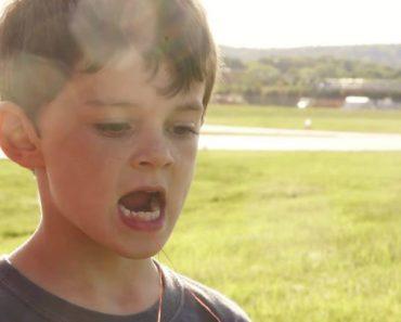Pai Usa Helicóptero Real Para Arrancar o Dente Do Filho 7