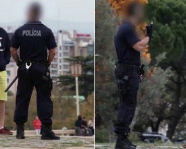 Tentou Vender Pó a Um Polícia No Parque Eduardo VII Em Lisboa 6