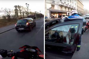 Pai Natal Justiceiro Persegue Automobilista Que Tenta Fugir Após Atropelar Pedestre 10