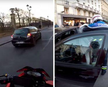 Pai Natal Justiceiro Persegue Automobilista Que Tenta Fugir Após Atropelar Pedestre 4