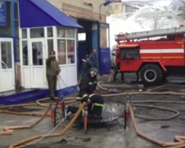 Como Os Bombeiros Na Rússia Se Divertem Nas Horas Livres 2