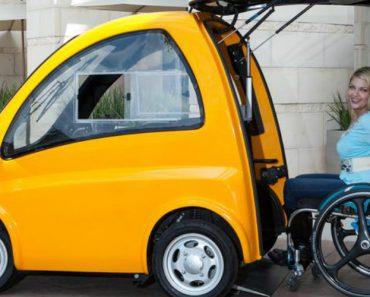 Kenguru – O Carro Que Vai Simplificar a Vida De Quem Anda De Cadeira De Rodas 3