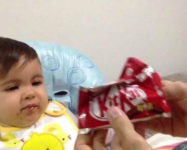 Método Infalível Para Os Bebés Comerem o Que Não Querem 3