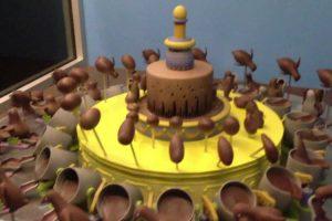 Uma Animação Feita Inteiramente De Chocolate Que o Vai Deixar Maravilhado 18