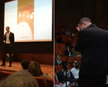 Ricardo Araújo Pereira Fica Em Lágrimas Com Reencontro Emocionante 7