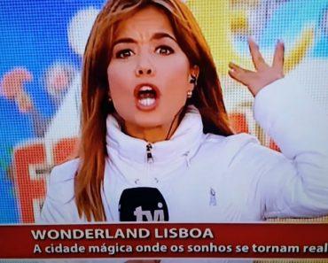 Telespectador Insulta Mulher Em Directo No Somos Portugal 4