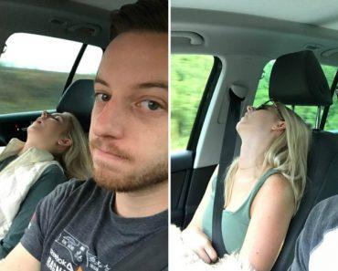 Marido Publica Fotos De Todas As Viagens Com a Esposa e o Resultado é Hilariante 6