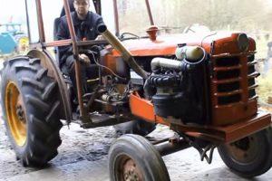 Agricultor Sueco Coloca Motor Turbo Da Volvo No Seu Trator, o Resultado é Impressionante 9