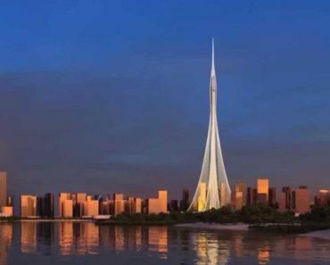 Dubai Constrói Futuro Arranha-Céus Mais Alto Do Mundo 4