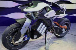 Yamaha Apresenta Mota Elétrica Autónoma e Com Reconhecimento Facial 10