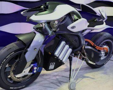 Yamaha Apresenta Mota Elétrica Autónoma e Com Reconhecimento Facial 1