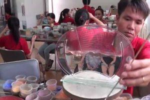O Que Estes Vietnamitas Fazem Só Com Areia Colorida é Fascinante 10