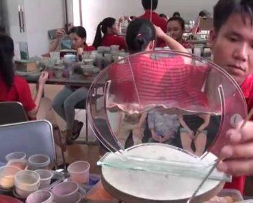 O Que Estes Vietnamitas Fazem Só Com Areia Colorida é Fascinante 3