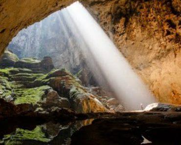 Drone Explorou a Maior e Mais Bonita Caverna Do Mundo 2