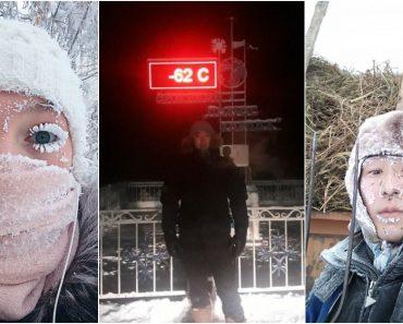 Até Os Termómetros Partem Na Cidade Mais Fria Do Mundo Com -62º 7