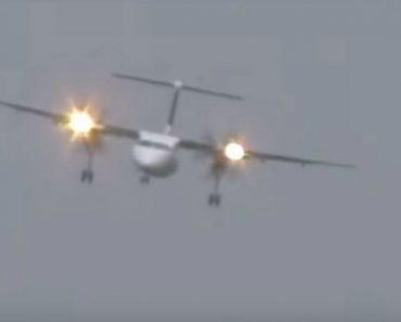 """Extraordinário Piloto Consegue Aterrar Avião Enquanto é """"Empurrado"""" Por Ventos a 110 Km/H 6"""