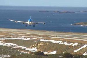 Aterragem Num Aeroporto Argentino Capaz De Tirar o Fôlego a Qualquer Um 9