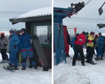 Primeira Experiência Em Snowboard Não Foi Tão Fácil Quanto Pensavam 3