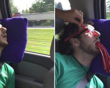 O Perigo De Adormecer Durante Uma Viagem De Carro Com Amigos 7