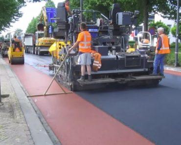 Como São Construídas As Ciclovias Na Holanda 2