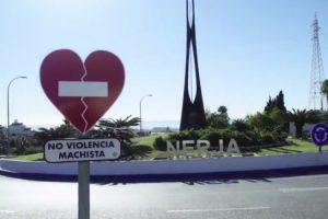 Sinais De STOP Substituídos Por Corações Contra a Violência Doméstica 10