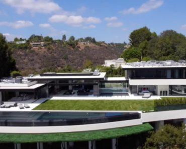 Visita Guiada a Uma Mansão Em Beverly Hills à Venda Por Cerca De 45 Milhões De Euros 2