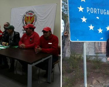 Missão Cumprida: Emigrante Português Com Cancro Terminal Já Chegou Ao Barreiro 2