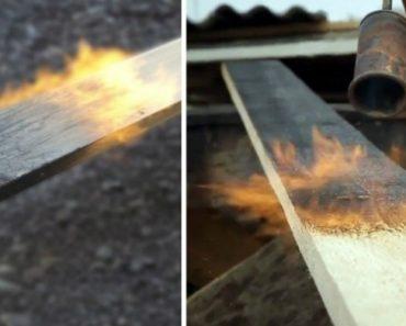 Antiga Técnica Japonesa Mostra Como o Fogo Ajuda a Preservar a Madeira Antiga 2