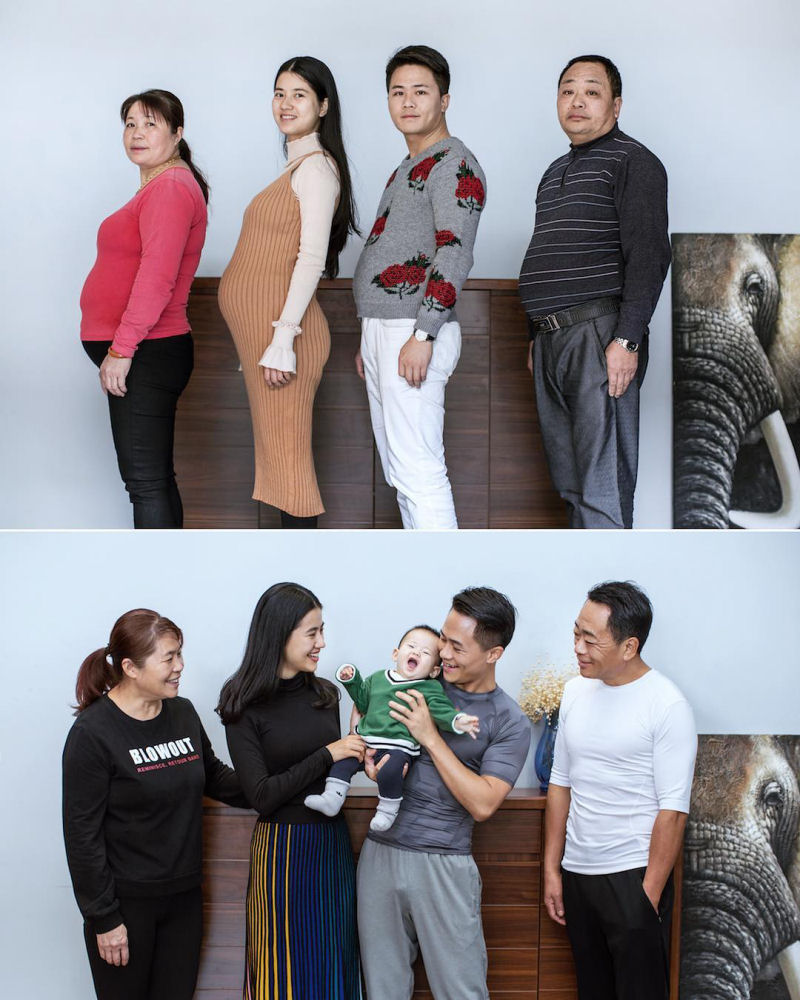 Família Propôs-se a Emagrecer Junta Em 6 Meses e o Resultado é Surpreendente 15