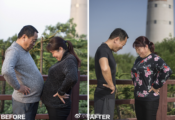 Família Propôs-se a Emagrecer Junta Em 6 Meses e o Resultado é Surpreendente 4