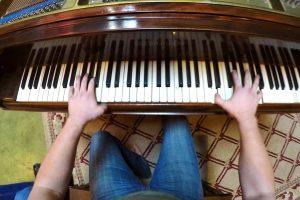 Desafiaram Um Pianista a Colocar Uma GoPro, o Resultado é Maravilhoso 10