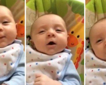 """O Lindo Momento Em Que Bebé De 7 Semanas Diz """"Olá"""" Para a Mãe Pela Primeira Vez 18"""