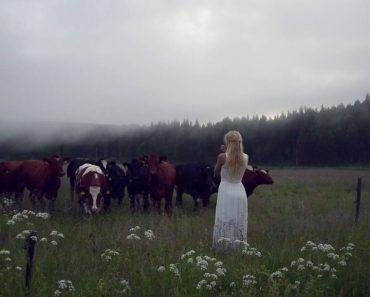 Mulher Faz Divina Interpretação De Cântico Usado Por Antigos Pastores Suecos Para Chamar o Gado 8