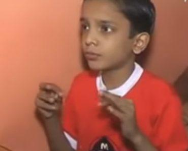 Técnica Rapidíssima De Crianças Indianas Para Fazer Contas De Cabeça 5