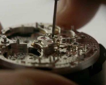 O Hipnotizante Processo De Fabricação De Um Relógio Que Custa Mais De 2,5 Milhões De Dólares 4