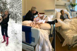Jovem Com Cancro Terminal Partilha as Últimas Fotos De Sofrimento 10