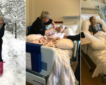 Jovem Com Cancro Terminal Partilha as Últimas Fotos De Sofrimento 8