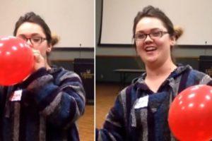 O Que Acontece Quando Uma Cantora De Ópera Inala Gás Hélio e Tenta Interpretar Música 10