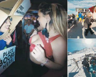 "Jovens Portugueses Mostram Como ""Curtir à Grande"" em Andorra 4"