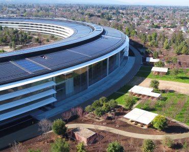 Veja Como Ficou a Nova Sede Da Apple 2