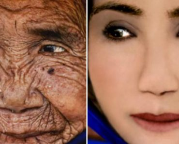 "Photoshop Consegue Devolver ""Juventude"" a Mulher De 100 Anos 5"