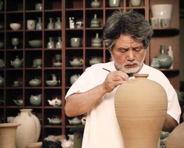 Vídeo Hipnotizante Mostra Como 5 Mestres Coreanos Trabalham a Cerâmica 6