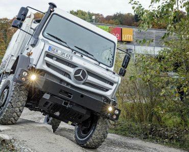 Mercedes Unimog: Provavelmente o Mais Extremo Veículo Todo-Terreno, Perceba Porquê. 2