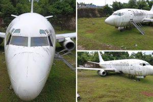 Existe Um 737 Abandonado Em Bali e Ninguém Sabe Como Ele Lá Foi Parar 10