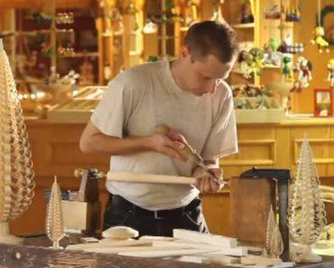 Talentoso Artesão Transforma Pedaços De Madeira Em Autênticas Obras De Arte 4